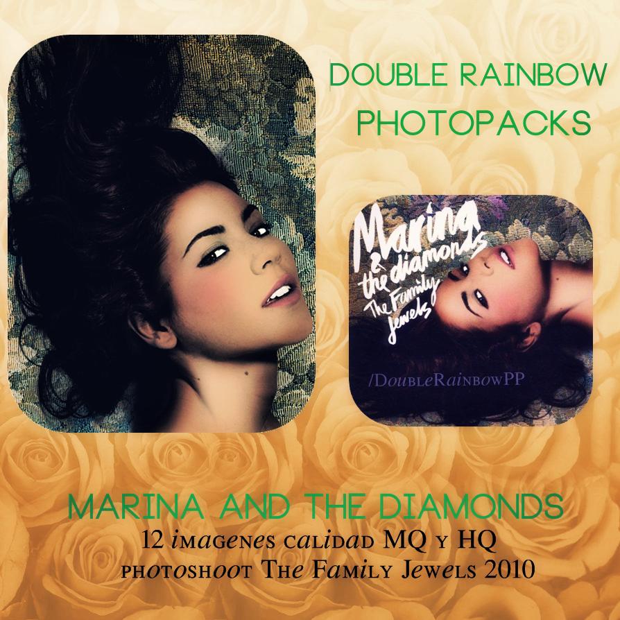 Marina Diamandis The Family Jewels Photoshoot by ...