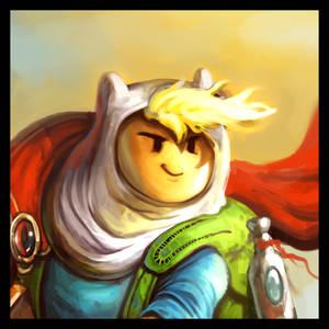 Adventure Time - Finn the Hero - Work in Progress