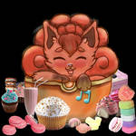 Party time! Sweets for everyone! :D