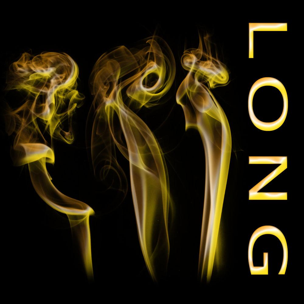 11 Long Smoke Brushes