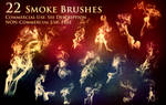 22 Normal Smoke Brushes