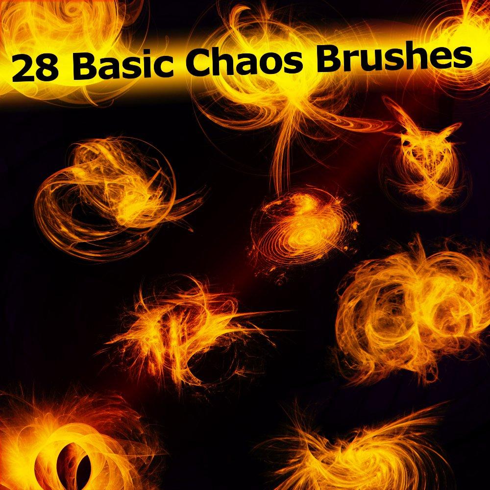 28 Basic Chaos Brushes