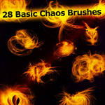 28 Basic Chaos Brushes
