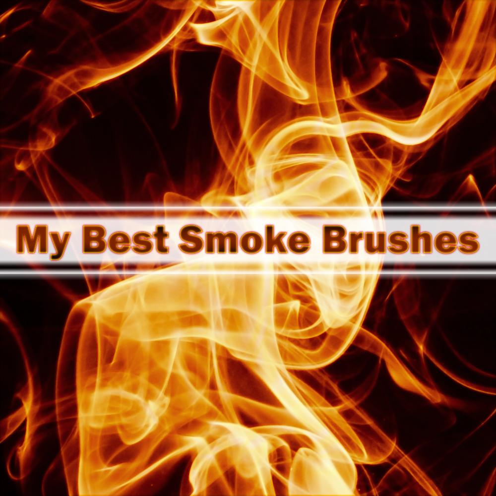 11 Smoke Brushes