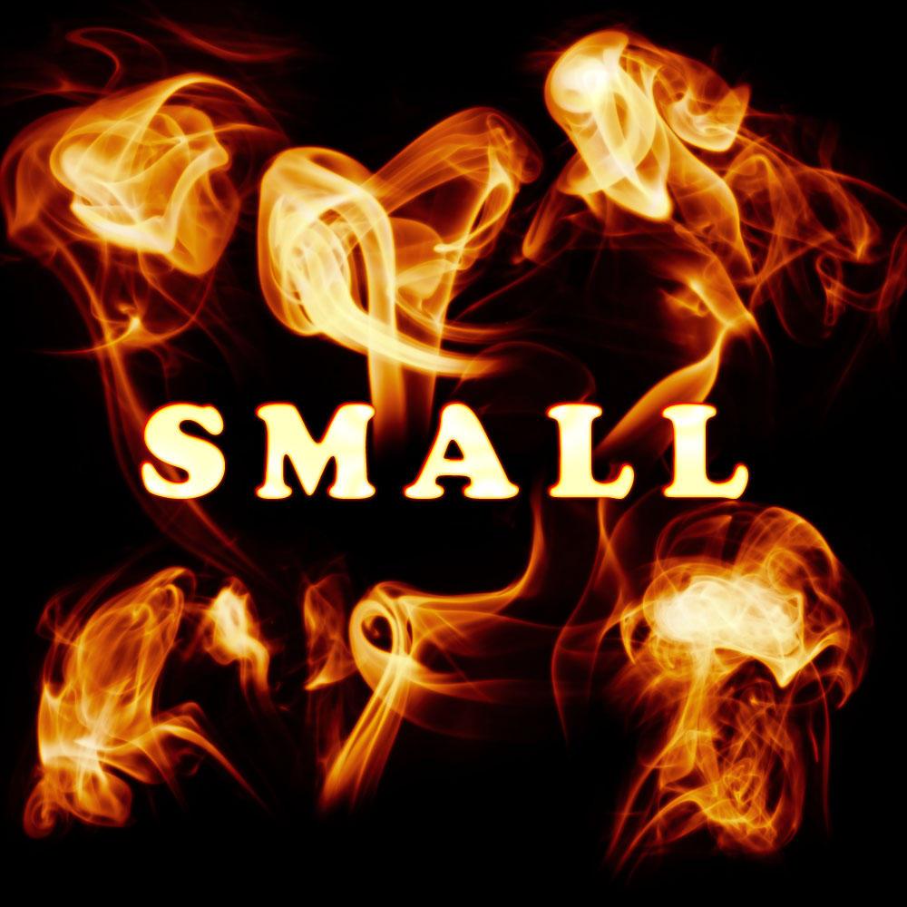 21 Small Smoke Brushes by XResch