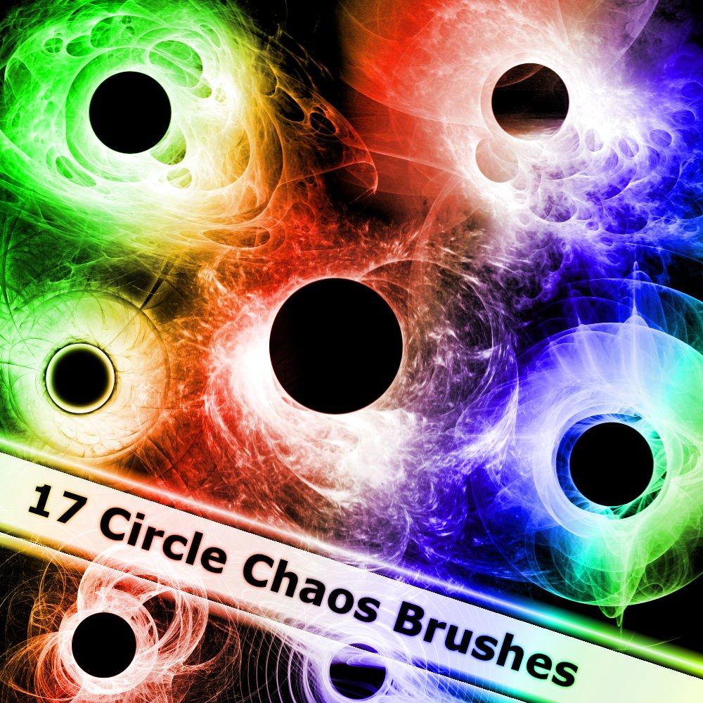 17 Circle Chaos Brushes