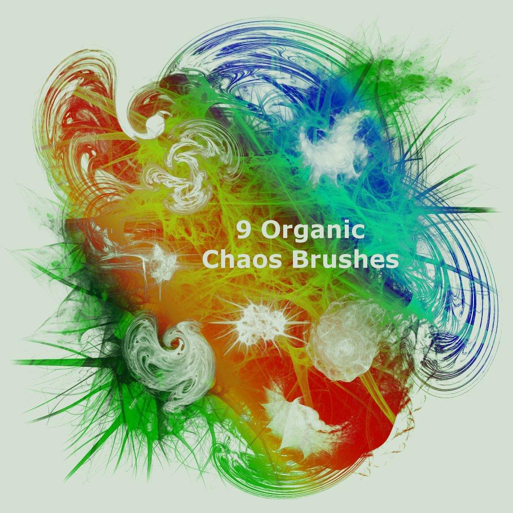 9 Organic Chaos Brushes
