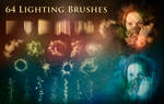 64 Lighting Brushes