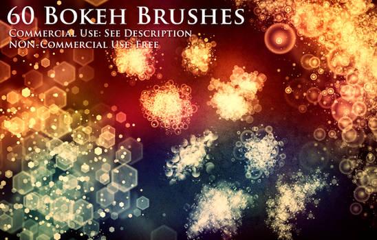 60 Bokeh Effect Brushes
