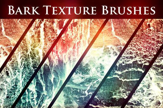 33 Bark Texture Brushes