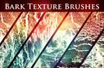 33 Bark Texture Brushes by XResch