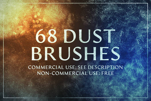 68 Dust Brushes