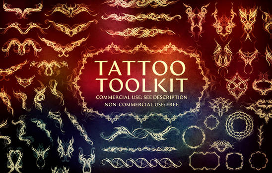 300 Tattoo Brushes (Toolkit Preview)