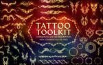 300 Tattoo Brushes (Toolkit Preview) by XResch