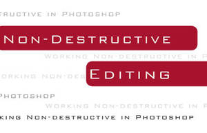 Photoshop-Nondestructive edit by Kvikken
