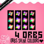 Orbs Shine Colours