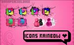 Icons Rainbow