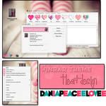 Theme For Winrar HeartDesing