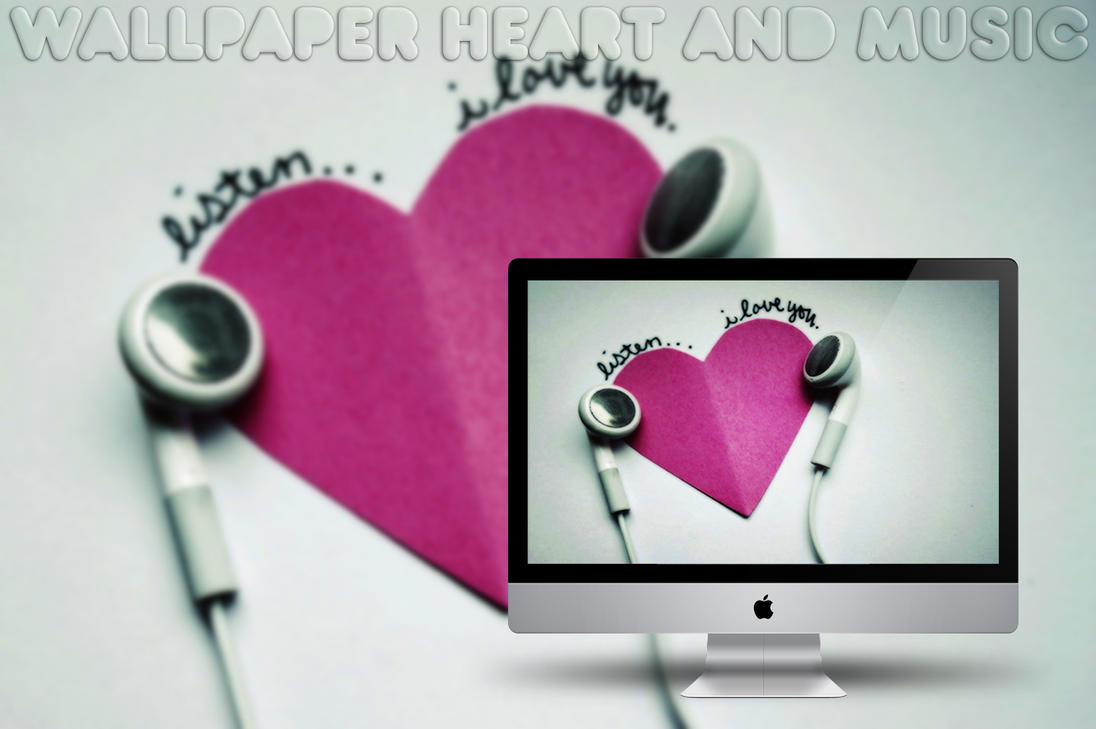 Music Heart Wallpaper Hd More Information Modni Auto