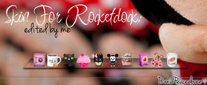 Skin For rocketdock:Edited by me