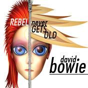 David Bowie K700i by Lewie-Lew