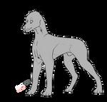 [f2u] Simple Canine Base v.2 by Sephiiwrath