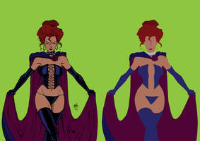 Black Queen - Flats by Mr-Frisky
