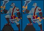 Kratos - Flats