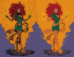 Phoenix - Flats by Mr-Frisky