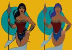 Wonder Woman - Flats