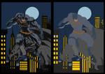 Batman - Flats