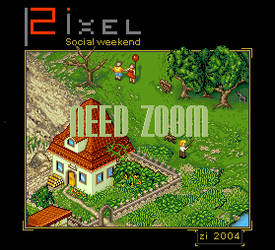 Social weekend ... by zi-