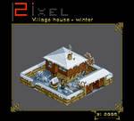 Winter_village_house