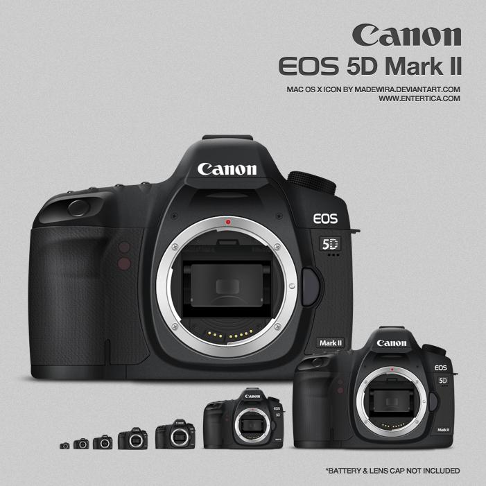 Canon EOS 5D Mark II by madewira