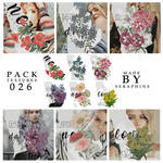 Pack Textures #026 Seraphine