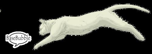 .: FREE Cat Lineart Base : PSD :. by BaseBubble