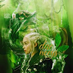 Daenerys-Targaryen by Viilenia