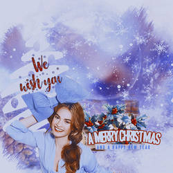 We Wish You A Merry Christmas by Viilenia