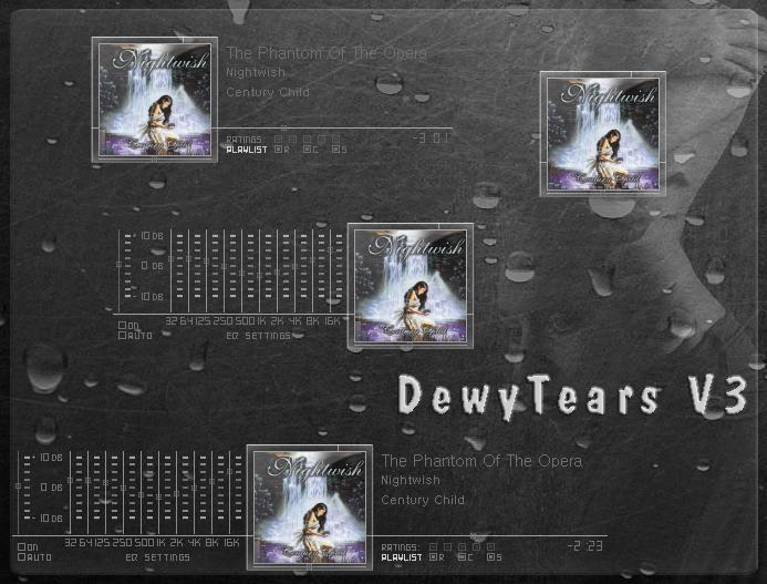 DewyTears V3 by dewytear