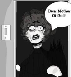 Dear Mother Of God! by SoopyPepper