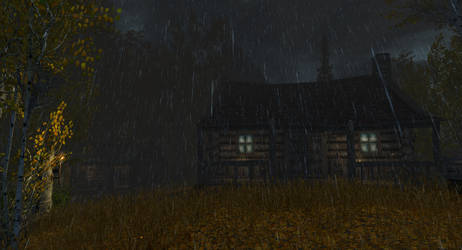 SkyrimSE: The Hunter's Guild v2