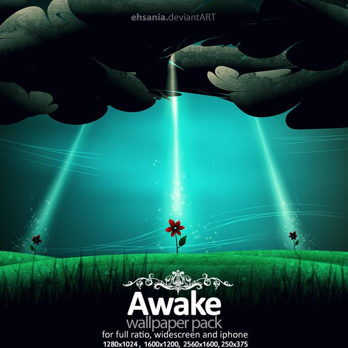 Awake by ehsania