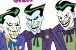 Evilution of The Joker