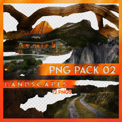 Png Pack 02 by cataclysmicly