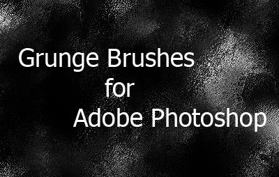 Grunge Brushes by AveEnd