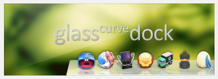 Glass Curve Dock. by soydios