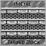 iMetal Tabbed Docks by CigsAce