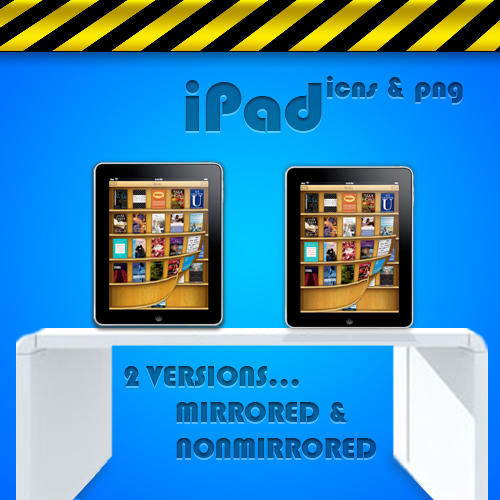 iPad by CigsAce