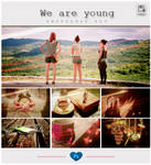 we are young PSD