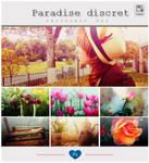 Paradise discret PSD